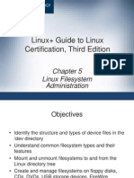Linux Certification Ch. 5 PPT