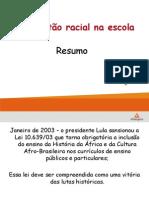 A questão racial na escola - RESUMO(1)