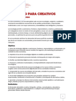Marketing para creadores en LENS