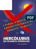 Hercolubus Ou Planeta Vermelho - Rabulu - A FARSA DE NIBIRU