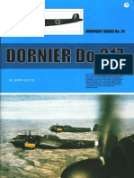 (Warpaint Series No.24) Dornier Do 217