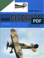 (Warpaint Series No.37) Gloster Gladiator