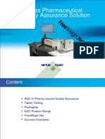 3.5 Quality Assurance Solutions