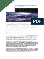 CICLOS GALÁCTICOS Y VENTANAS DE EVOLUCIÓN Y DE PASO DE DENSIDAD