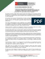 MINISTRO ALBÁN ANUNCIÓ CREACIÓN DE NUEVAS DIVISIONES DE INVESTIGACIÓN CRIMINAL PARA SAN JUAN DE LURIGANCHO.doc