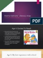 eleisha salmons  literacy map