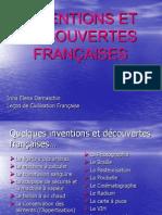 Les Decouvertes Francaises 1
