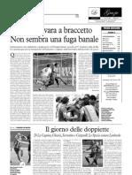La Cronaca 13.10.2009