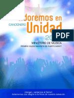 Cancionero Adoremos en Unidad (Web)