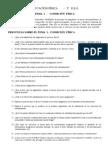 PREGUNTAS TEMAS 2º ESO.EDUCACIÓN FÍSICA