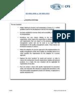 Dqsul-cfs Info Iso 9001 2008 vs 2015