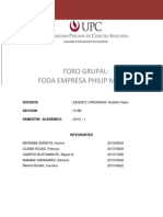 Analisis Foda Philips