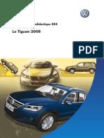 Revue Technique Volkswagen Tiguan 2008