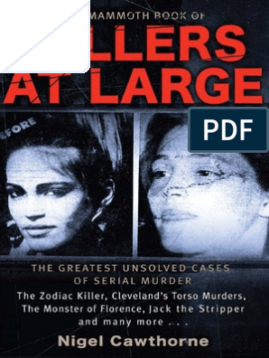 The Mammoth Book of Killers at Large (Gnv64) | Crimes