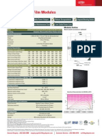 D Series Back Rail Datasheet