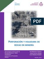 20131007 Perforacion y Voladura