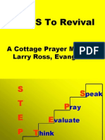 steps to revival