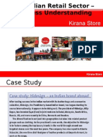 Indian Retail Sector