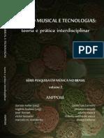 ANPPOM - Criação Musical e Tecnologias - livro