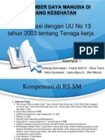 Kel_1 Kompensasi UU No. 13 Thn 2013