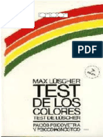Test Colores de m. Luscher Ok