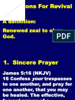 revival conditions for