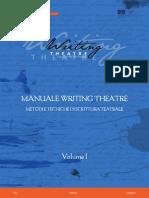 scrittura teatrale