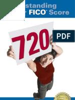 myFICO Understanding Your Credit Score