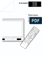 TV Mitsubishi CS-31305