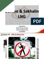Brunei & Sakhalin LNG