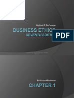 Business Ethics Chap1