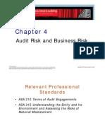 Audit Risk and Business Risk