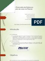 GIGLLIARA - BALANÇO PATRIMONIAL
