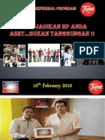 Latest Presentation in Malay - ROMANIAGA