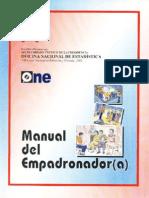 Manual Del Empadronador