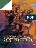 Crônicas da Tormenta (Antologia de Contos) - Taverna do Elfo e do Arcanios