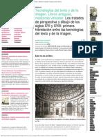 Tecnologías del texto y de la imagen. Libros antiguos, máquinas virtuales _