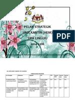 Pelan Strategik Kantin 2014