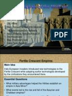 Fringe Empires of Middle East