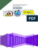 Kertas Kerja Pertandingan Mytalent Sm-sr 2013 v2