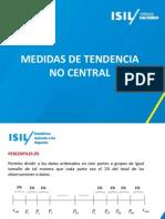 11.Medidas de Tendencia No Central Percentiles