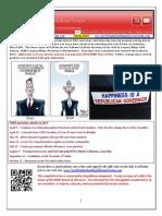 NSRF March 2014 Newsletter