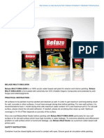 Belazo Multi Emulsion