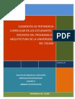 Investigacion Pertinencia Curricular Ultimo