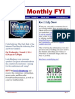 HWS Monthly FYI March 2014