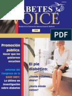 Pie Diabetico - Concenso Internacional Sobre Pie Diabetico