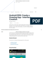 Android SDK_ Create a Drawing App - Interface Creation - Tuts+ Code Tutorial
