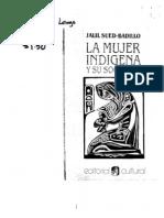 4 La Mujer Indigena y Su Sociedad