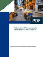 3. Proteccion Del Consumidor & Microfinanzas en Colombia
