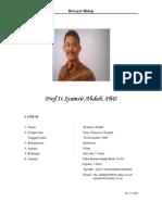 Riwayat Hidup (CV) Syamsir_Abduh 2013 28022014